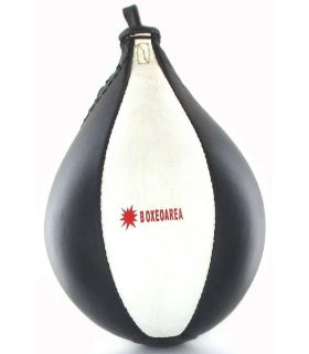 BoxeoArea Pear Boxing White Leather BoxeoArea Punching - Pear Boxing Color: white