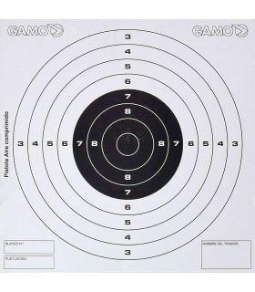 Fallow deer 50 Targets Competition Gun Deer Municion Carbines, pistols Color: white