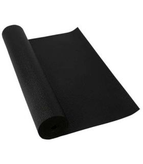 Softee Mat Pilates Yoga Deluxe 6mm Black